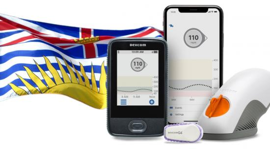 Canadians with diabetes may be eligible for continuous glucose monitoring