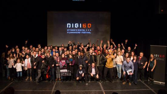 Digi 60 Returns: The Talent Strikes Back