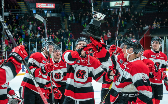 DiPietro Picks Up First Win in Ottawa as 67's Capture Inaugural Alexandra Cup