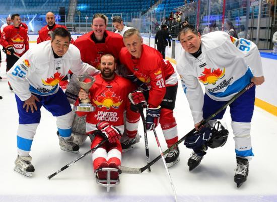 Diplomacy on Ice:Canada Hockey Days in Kazakhstan