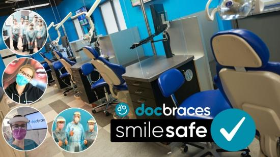 Orthodontist clinics have reopened — what your next visit will look like