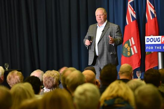 Voters disliked Ford a little less than Wynne