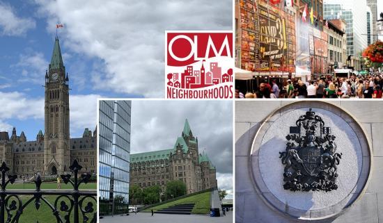 Ottawa's Neighbourhoods: Downtown Ottawa