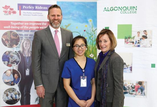 Education through Experience at Algonquin College