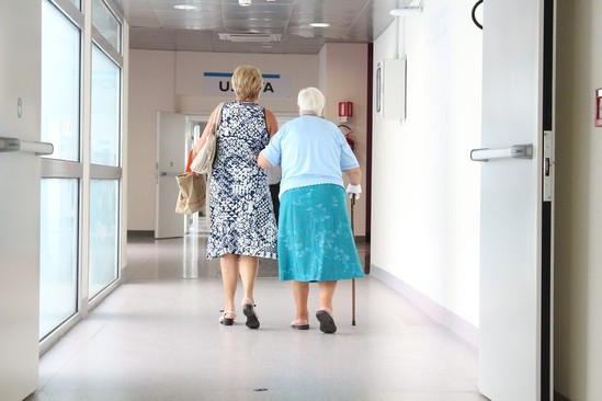 Who's caring for the carers? Nursing home care aides burning out