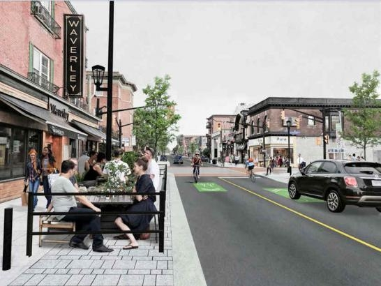 Everything you need to know about the Elgin Street renewal project