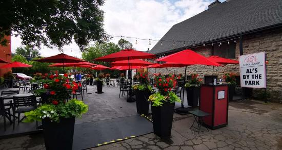 My picks for best wheelchair accessible patios on Elgin Street