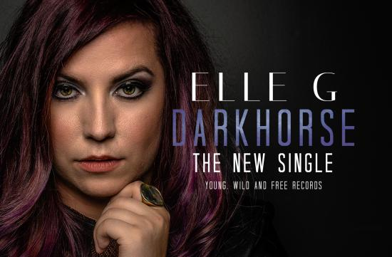 ELLE G releases new single, Darkhorse