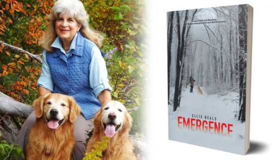 Local author's debut thrills with dark backwoods drama