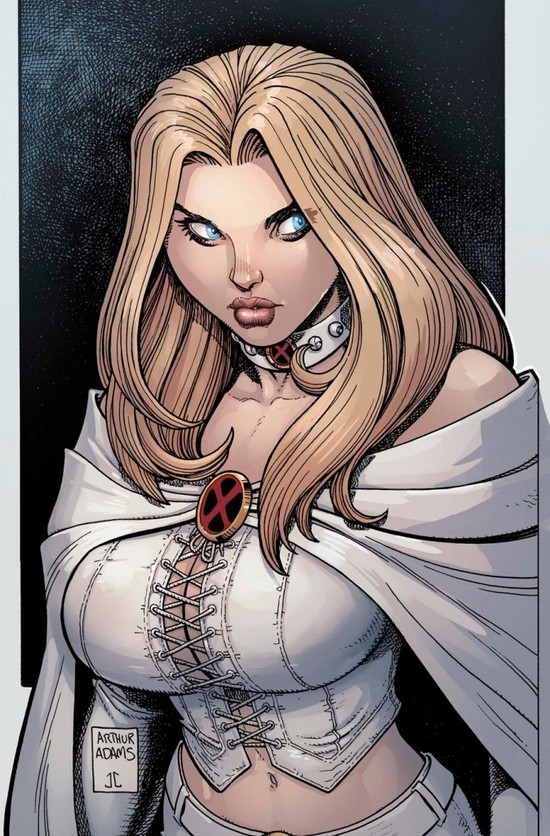 """Putting the """"Science"""" in """"Science Fiction"""" - Emma Frost"""