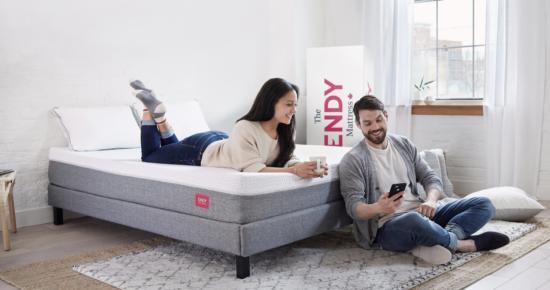 Endy mattress named best mattress in Canada 2021