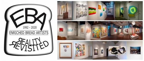Reality Revisited — Enriched Bread Artists' annual Open Studio goes virtual