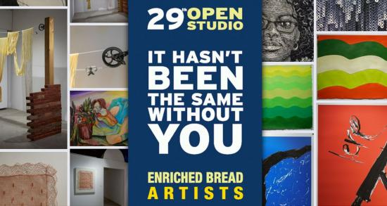 Cultivating Creativity: Enriched Bread Artists' Open Studio