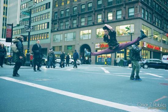 Eoghan Dillon Teaches Through Dance