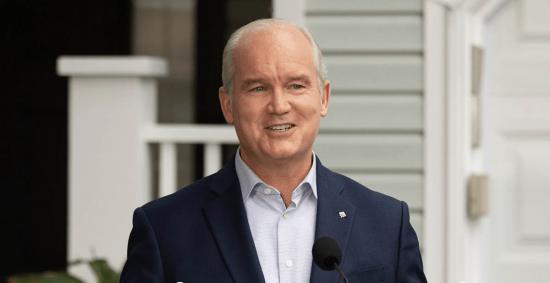 Election 2021: O'Toole grabs the lead!