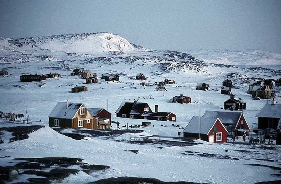 Arctic Series: Business Goes North