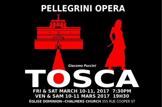 Tosca Ready Seduce Ottawa Opera Lovers