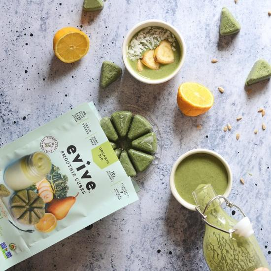 Evive Smoothie Cubes: Pure Deliciousness, No Fuss