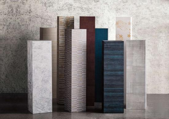 Benjamin Moore and the Alpha Workshops Create a Bespoke Wallpaper Capsule Collection
