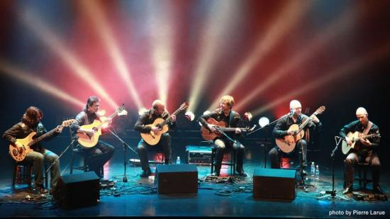 Exploring a New Musical Genre of Guitar Sexet at Chamberfest