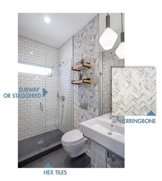 John Reno Tips: Express Yourself With Tile