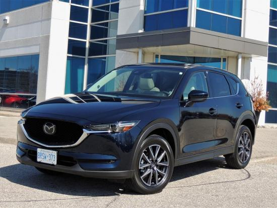 Facelifted Mazda CX-5 more refined for 2017