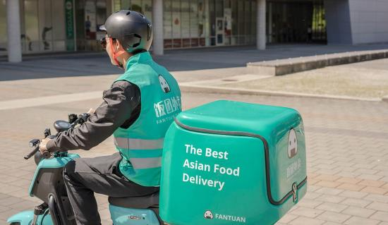Leading Asian food delivery service Fantuan announces English version in Ontario and BC