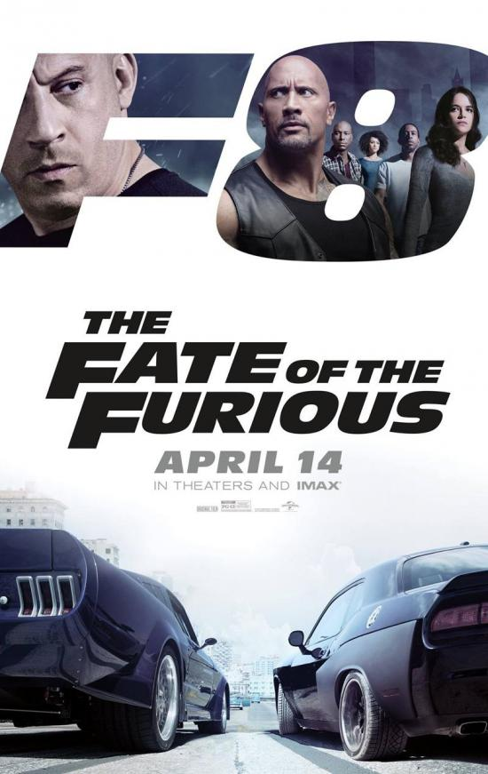 Film Review: The Fate of The Furious