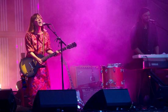 Feist Brings Pleasure, Rain Brings Commotion to Close Out Jazz Fest