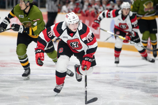 Felhaber Leads High-Scoring Ottawa 67's to Back-to-Back Victories