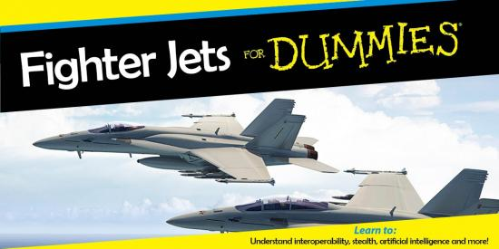 Fighter jets for dummies, and Canadian governments