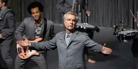 Movie review: David Byrne's American Utopia