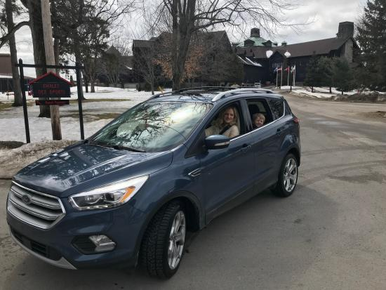 Finding the Fun in the 2018 Ford Escape