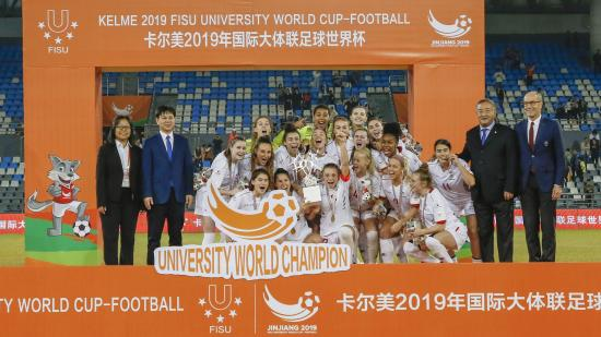 We are the champions of the world: uOttawa scores on the international sports stage