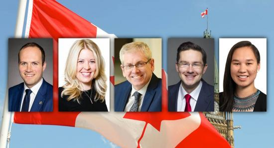 The five best MPs in the 43rd Canadian Parliament