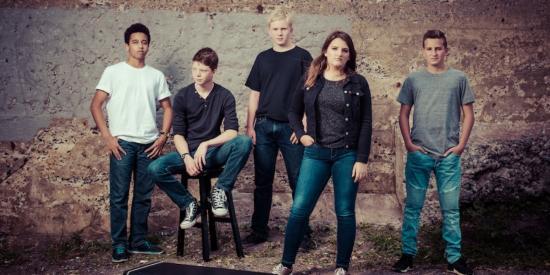 Ottawa Teenage Rock Band Five+None Are Far Beyond Their Years