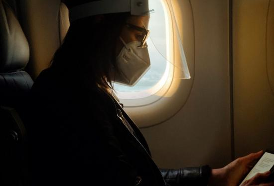 Air travel after Covid-19: seven tips for anxious travellers