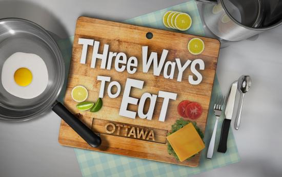 Food for thought: Caroline Dumont on Three Ways to Eat Ottawa