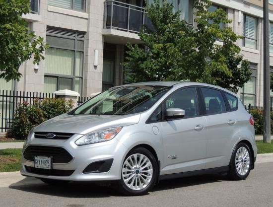 Ford C-Max shows why it pays to plug in