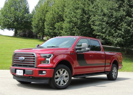 Ford continues to refine best-selling F-150