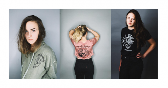 Founders of Ottawa apparel brand Octopied Mind aim for mindfulness, inspiration and inclusivity