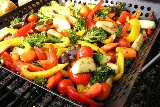 How to Grill Fruits and Veggies