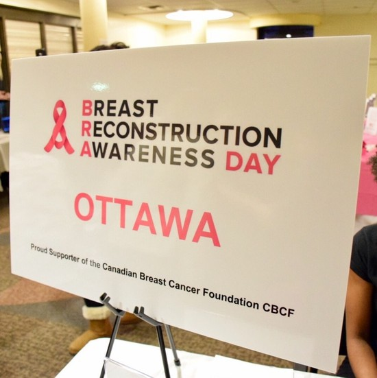 BRA Day Ottawa Closes the Loop on Breast Cancer