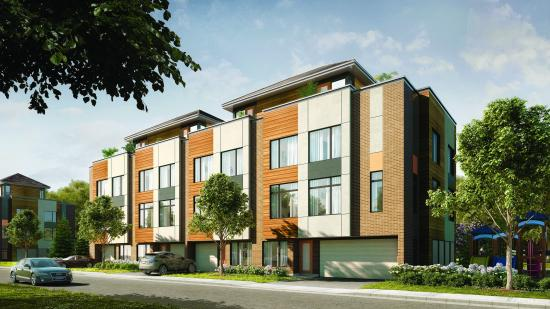 Funky Fresh - New Ottawa Community Redefines Contemporary Living
