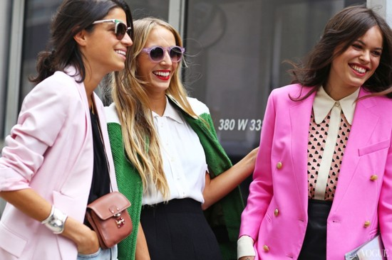 New York Fashion Week: Street Style