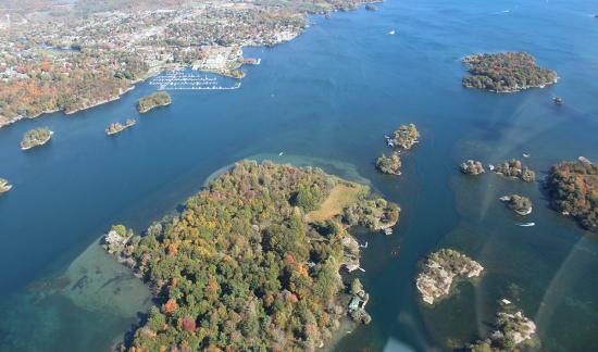 Gananoque is close to home yet far from ordinary