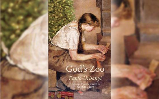The historical novel God's Zoo is now available in English