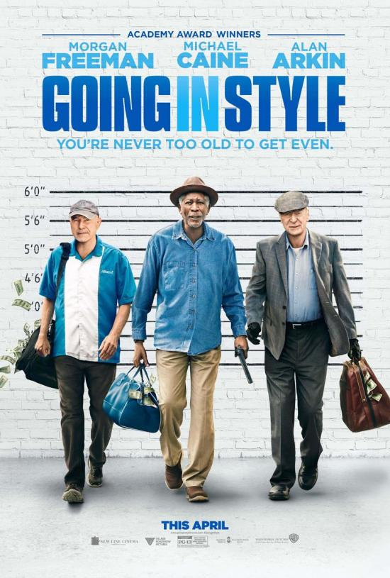 Film Review: Going in Style