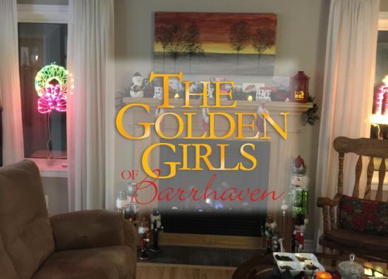 Golden Girls of Barrhaven: First Christmas