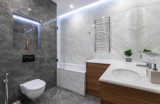 Stone in the interior: the possibilities of application and properties